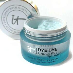 IT Cosmetics Bye Bye Under Eye Brightning Eye Cream Smooths and Depuffs 0.5fl.oz