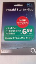 0176 2760 2006   O2 Loop Vip Prepaidkarte mit 10€ Startgth*