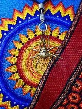 Blessed Activated Spider Buddha Amulet - Includes Necklace and Blessed Scroll