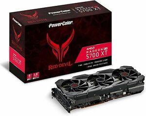 PowerColor AMD Radeon RX 5700 XT Red Devil 8GB Graphics Card