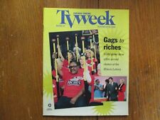 Nov-1994 Chicago TV Magaz(ILLINOIS INSTANT RICHES/JOANNE WHALLEY-KILMER/SCARLETT
