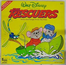 Walt Disney 33 tours Bernard et Bianca Angleterre