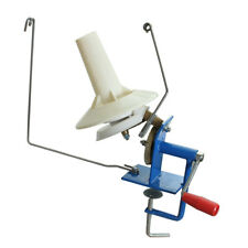 Yarn Winder Fiber String Ball Wool Holder Manual Hand Operated Swift Machine