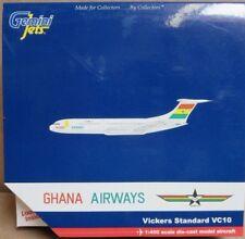 Gemini Jets GJGHA689 Ghana Airways VC10 10 1:400 Scale Die-Cast Airplane NOS