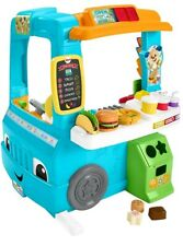 New Fisher-Price Laugh And Learn Servin Up Fun Food Truck, Interactive Learning