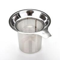Infuseur à thé en acier inoxydable infuseur réutilisable