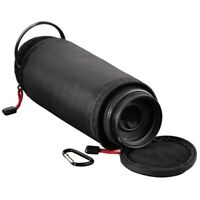 Hama Universal DSLR Camera Lens Soft Protector Carry Case Bag Pouch 17x9cm
