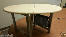 Collapsible Folding RV Motorhome Coffee Table NEW Beech !!