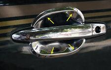 for Toyota Land Cruiser Prado Fj120 03-09 Chrome Door Hanle Bowl Cup Cover Trim