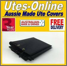 TOYOTA HILUX SINGLE CAB 1989 - Mar 2005 Ute Tonneau Cover Tarp With Fitting kit!
