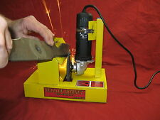 Mower Blade Sharpener  / Grinder Motor NOT Included              Made In USA
