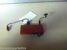 01 VOLVO S80 T6 AM/FM Radio Antenna Signal Booster Amplifier 8637600