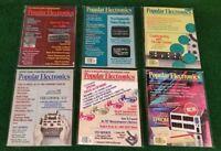Cosmac Elf -  All 6 Popular Electronics Magazine Construction articles.