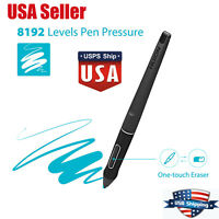 PW507 Stylus Touch Screen Pen For HUION KAMVAS Pro 13/Pro 12/Pro 16 Battery-free