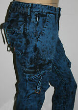 New Men's Robin's Jeans SZ 40 100% Authentic Made in USA #SP5903 PREDATOR Blue