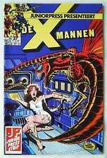 DE X MANNEN (THE X-MEN) #27 1985 RARE JUNIOR PRESS NETHERLANDS VERY FINE/MINT