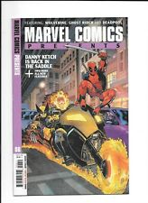 Marvel Comics Presents #6 (2019) 1st Print Wolverine Daughter Marvel Comics