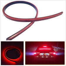 100cm Flexible Car Rear Dynamic Streamer Brake LED Light Strip Flowing Lamp 12V