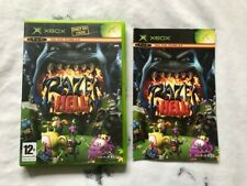 ***** NO GAME***** RAZE'S HELL - MICROSOFT XBOX SHOOTER GAME / 360 COMPATIBLE