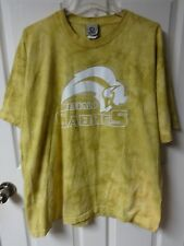 Vintage Buffalo Sabres NHL St. Patrick's Day Hockey Tie Dyed T-Shirt Men's XL