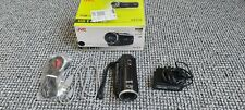 JVC HD Everio camcorder GZ-E15,Boxed,Tested