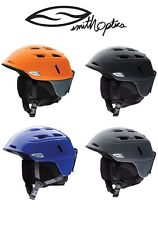 SMITH OPTICS CAMBER SNOWBOARD / SKI /SNOW HELMET, MANY COLORS & SIZES! SALE!