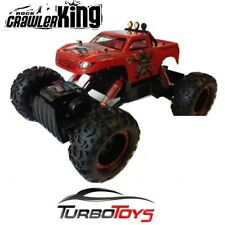 NEW - RC 1/12 NQD 4WD ROCK CRAWLER - RED - RECHARGEABLE - AUS STOCK - AUS SELLER