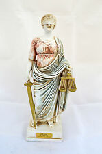 Themis Goddess of Justice Ancient Greek sculpture statue Artifact