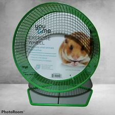 """You & Me Exercise Wheel Hamster, Rats, Gerbils and other small animals, 6.75"""""""