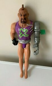 """1999 Hasbro Action Man Dr. X Action Figure 12"""" w/Motorised Wind-Up Fist Working!"""