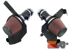 K&N Air Intake System TYPHOON For BMW M5 5.0L, 06-07 (FLAT BLACK) 69-2003TFK