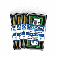 32GB 4x 8GB PC3-14900 1866 1867 MHz Late 2015 APPLE iMac 5K MK462LL/A Memory RAM