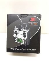 Flysky FS-T6-RB6 2.4GHz FS RC Helicopter Transmitter 6Channel Radio