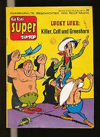 Fix Foxi  Super  Tip Top  Nr.  15  Lucky Luke  Gevacur