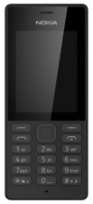 Nokia 150 Unlocked Single SIM Mobile Phone Black