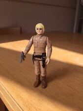 Vintage Figura De Star Wars Esb Luke: Bespin amarillo pelo réplica Blaster