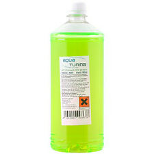 Aquatunung AT Protect UV Green Coolant 1000ml For PC Liquid Cooling Ready to Use