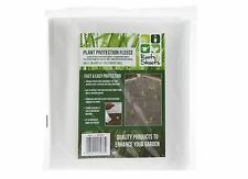 Frost Plant Protection Fleece Winter Cover 5m X 1m Fleecing Plants Garden Shrubs
