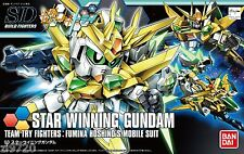 Bandai STAR WINNING Gundam Build Fighters Try Scale SDBF Model Kit New