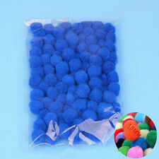 100PCS/Lot 20 Colors 15MM Pompoms Soft Pom Poms Balls For Wedding Decoration