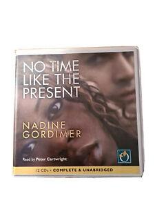 Nadine Gordimer No Time Like The Present Unabridged audiobook on 12 CD's