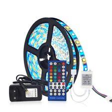 RGBW RGBW 5050 LED Strip 60LEDs/m Leiste Streifen Netzteil +40 Tasten Controller