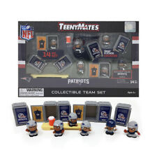 NFL TeenyMates Team Set New England Patriots 14 Piece Set 2019 New Release.
