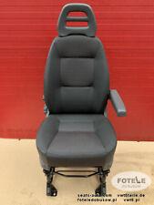 Seat Fiat Ducato Boxer Jumper Citroën Relay driver seat armrest
