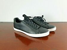 Zara Man Trainers Shoes Black Size 40