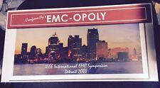 EMC - OPOLY  - EMC themed monopoly game