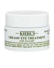 Kiehl's Creamy Eye Treatment with Avocado 14g Avocado Oil Dryness BRAND NEW UK