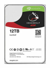 "Seagate IronWolf 12TB 3.5"" SATA Internal Hard Drive HDD (ST12000VN0008)"
