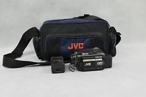 JVC Everio Hard Disk Drive Camcorder 30GB Storage 5 Mega Pixel Used Condition