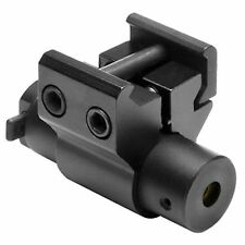 NcSTAR Adjustable Compact Tactical Red Laser On/Off Switch & Weaver Mount ACPRLS